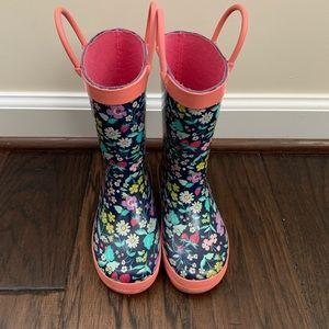 Toddler Girl Rain Boots
